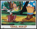 "Movie Posters:Animated, Roger Rabbit in Trail Mix-Up (Buena Vista, 1993). Lobby Cards (2) (11"" X 14""). Animated.. ... (Total: 2 Items)"