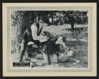 "The Trail of the Law (Producers Security Corp., 1924). Lobby Card (11"" X 14""). Drama"