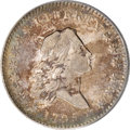 Early Half Dollars, 1795 50C 2 Leaves VF35 PCGS. CAC....