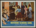 "Movie Posters:Bad Girl, Reform School Girl (American International, 1957). Lobby Card Setof 8 (11"" X 14""). Bad Girl.. ... (Total: 8 Items)"