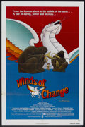 "Movie Posters:Animated, Winds of Change (Sanrio Film, 1978). One Sheet (27"" X 41"").Animated.. ..."