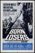 "Movie Posters:Action, Born Losers (American International, 1967). One Sheet (27"" X 41""). Action.. ..."