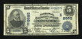 New York, NY - $5 1902 Date Back Fr. 592 National Copper Bank Ch. # (E)8665