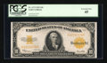 Large Size:Gold Certificates, Fr. 1173 $10 1922 Gold Certificate PCGS Extremely Fine 45....