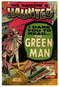 Golden Age (1938-1955):Horror, This Magazine Is Haunted #14 (Fawcett, 1953) Condition: VG/FN....