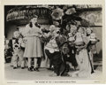 """Movie Posters:Fantasy, Judy Garland in """"The Wizard of Oz"""" (MGM, 1939). Still (8"""" X 10"""").. ..."""