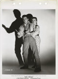 "Movie Posters:Elvis Presley, Elvis Presley in ""King Creole"" (Paramount, 1958). Keybook Still (8"" X 10"").. ..."