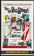 """Movie Posters:Rock and Roll, Go-Go Big Beat (El Dorado Films, 1965). Pressbook (Multiple Pages,10"""" X 16.5""""). Rock and Roll.. ..."""