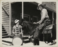 "The Virginian (Paramount, 1929). Stills (4) (8"" X 10""). ... (Total: 4 Items)"
