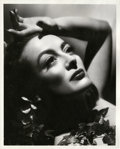 "Movie Posters:Drama, Joan Crawford by Eugene Robert Richee (Warner Brothers, 1930s).Still (8"" X 10"").. ..."