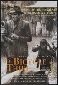 """Movie Posters:Foreign, The Bicycle Thief (Kino International, R-1999). 50th Anniversary One Sheet (27"""" X 40"""") SS. Foreign.. ..."""