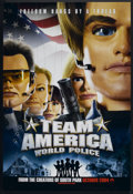 "Movie Posters:Animated, Team America: World Police (Paramount, 2004). One Sheet (27"" X 40"")DS Advance. Animated.. ..."