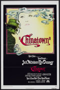 """Movie Posters:Mystery, Chinatown (Paramount, 1974). One Sheet (27"""" X 41"""") Flat-Folded.Mystery.. ..."""