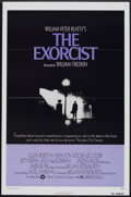 "Movie Posters:Horror, The Exorcist (Warner Brothers, 1974). One Sheet (27"" X 41"") Flat-Folded. Horror.. ..."