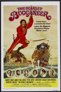 "Movie Posters:Adventure, Swashbuckler (Universal, 1976). International One Sheet (27"" X 41"")Flat-Folded. Adventure. Released overseas as The Scarl..."
