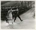 """Movie Posters:Fantasy, Judy Garland and Ray Bolger in """"The Wizard of Oz"""" (MGM, 1939). Still (8"""" X 10"""").. ..."""