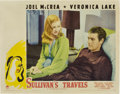 "Movie Posters:Comedy, Sullivan's Travels (Paramount, 1941). Lobby Card (11"" X 14"").. ..."