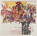 "Movie Posters:Musical, West Side Story (United Artists, 1961). Six Sheet (81"" X 81"").. ..."