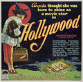 "Movie Posters:Comedy, Hollywood (Paramount, 1923). Six Sheet (81"" X 81"").. ..."