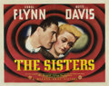 "Movie Posters:Drama, The Sisters (Warner Brothers, 1938). Half Sheet (22"" X 28"").. ..."