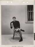 "Movie Posters:Hitchcock, Anthony Perkins in ""Psycho"" (Paramount, 1960). Keybook Stills (2)(8"" X 11"").. ... (Total: 2 Items)"
