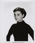 "Movie Posters:Romance, Audrey Hepburn Still, Proof, and Negative (Paramount, 1956). Stills (8"" X 10"").. ... (Total: 3 Items)"