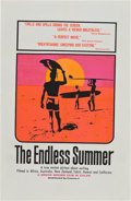 "Movie Posters:Sports, The Endless Summer (Cinema 5, 1966). One Sheet (27"" X 41"").. ..."