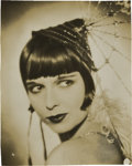 "Movie Posters:Drama, Louise Brooks in ""Pandora's Box"" (Moviegraphs, 1929). German Still (7.5"""" X 9.5"").. ..."