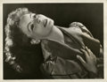 "Movie Posters:Drama, Greta Garbo in ""Conquest"" Still (MGM, 1937). Still (10"" X 13"")....."