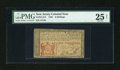 Colonial Notes:New Jersey, New Jersey 1786 6s PMG Net Very Fine 25....