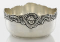 Silver Holloware, American:Bowls, AN AMERICAN SILVER BOWL. Dominick & Haff, New York, New York,circa 1894. Marks: (925 within rectangle-circle-1894 within di...