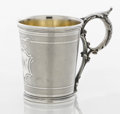 Silver Holloware, American:Cups, AN AMERICAN COIN SILVER CUP. Gorham Manufacturing Co., Providence,Rhode Island, circa 1860. Marks: (lion-anchor-G), COIN,...