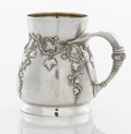 Silver Holloware, American:Cups, AN AMERICAN SILVER CUP. Tiffany & Co., New York, New York,circa 1870. Marks: TIFFANY & CO., STERLING SILVER, 925-1000,28...