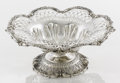 Silver Holloware, American:Bowls, AN AMERICAN SILVER FOOTED BOWL . Redlich & Co., New York, NewYork, circa 1900. Marks: (sea serpent with anchor),STERLING...