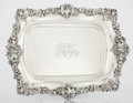Silver Holloware, American:Trays, AN AMERICAN SILVER ICE CREAM TRAY. Black, Starr & Frost, NewYork, New York, circa 1890. Marks: BLACK, STARR & FROST,STER...
