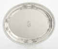 Silver Holloware, American:Trays, AN AMERICAN SILVER TRAY. Whiting Manufacturing Co., New York, NewYork, 1914. Marks: (griffin with w), STERLING, 3916A, 16...