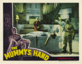 """Movie Posters:Horror, The Mummy's Hand (Universal, 1940). Lobby Card (11"""" X 14""""). ..."""