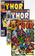 Modern Age (1980-Present):Superhero, Thor Group (Marvel, 1980-99) Condition: Average VF/NM....