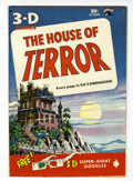 Golden Age (1938-1955):Horror, House of Terror #1 (St. John, 1953) Condition: NM-....