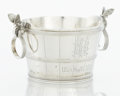 Silver Holloware, American:Creamers and Sugars, AN AMERICAN SILVER SUGAR BOWL. Gorham Manufacturing Co.,Providence, Rhode Island, 1870. Marks: (lion-anchor-G),STERLING,...