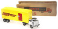 Antiques:Toys, Structo Trans Continental Express #70 Deluxe Moving Van inthe Original Box....