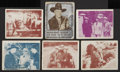 "Non-Sport Cards:General, 1950 Topps ""Hopalong Cassidy"" Collection of (49) Including FoilCard...."