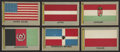 "Non-Sport Cards:General, 1950/51 Topps ""Flags of The World Parade"" Group of (35 Different). ..."
