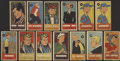 "Non-Sport Cards:General, 1953 R757-1 Welch ""Famous Comic Characters"" Group of (13)...."