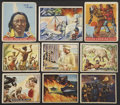 Non-Sport Cards:General, 1947-1951 Topps & Bowman Non-Sport Collection (29). ...