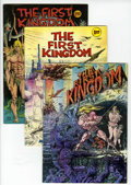 Bronze Age (1970-1979):Alternative/Underground, The First Kingdom Group (Comics and Comix, 1974-83) Condition: Average VF/NM.... (Total: 17 Comic Books)