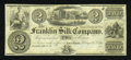 Obsoletes By State:Ohio, Franklin, OH- Franklin Silk Company $2. ...