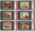 "Non-Sport Cards:General, 1950 Topps ""Freedom's War"" Complete Set (203). ..."