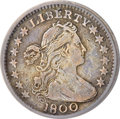 Early Half Dimes, 1800 H10C VF30 ICG....