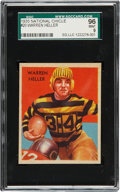 Football Cards:Singles (Pre-1950), 1935 National Chicle Warren Heller #20 SGC 96 Mint 9....